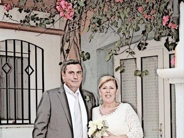 La boda de Cristina  y Antonio  en El Puerto De Santa Maria, Cádiz 4