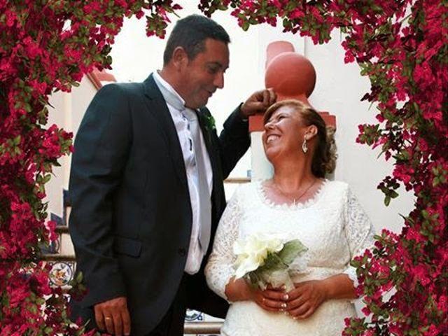 La boda de Cristina  y Antonio  en El Puerto De Santa Maria, Cádiz 5