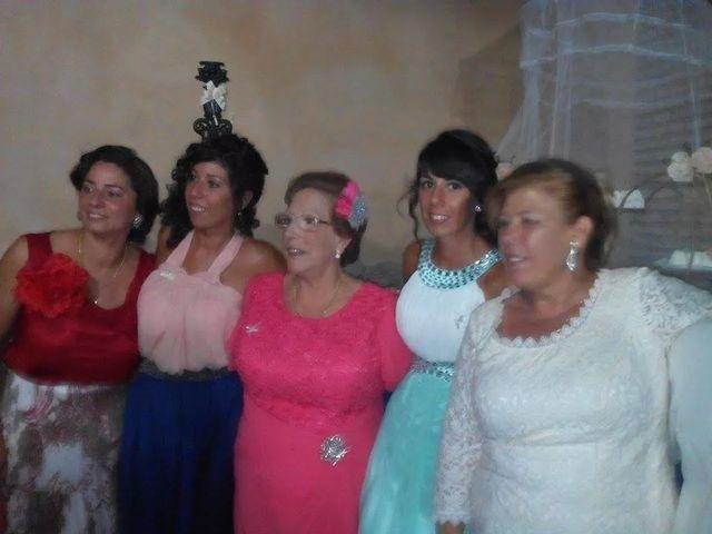 La boda de Cristina  y Antonio  en El Puerto De Santa Maria, Cádiz 23
