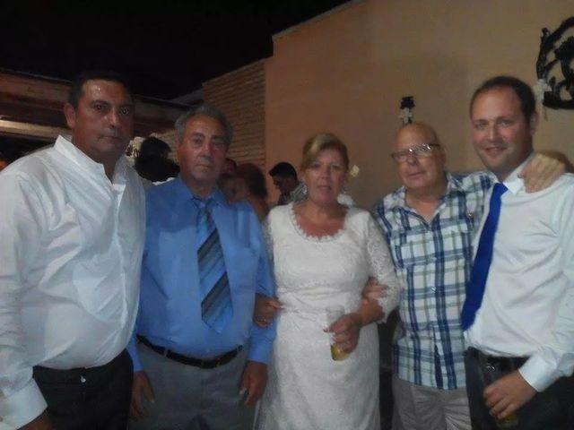 La boda de Cristina  y Antonio  en El Puerto De Santa Maria, Cádiz 25