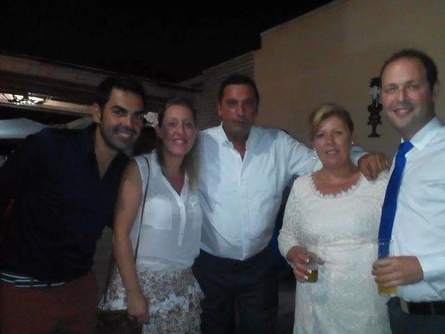 La boda de Cristina  y Antonio  en El Puerto De Santa Maria, Cádiz 30