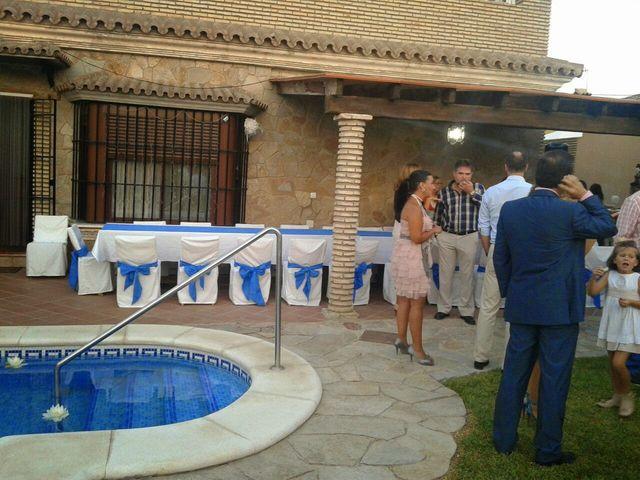 La boda de Cristina  y Antonio  en El Puerto De Santa Maria, Cádiz 31