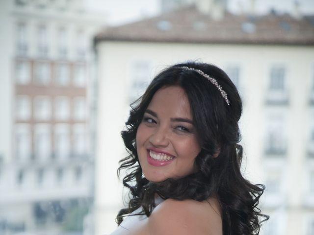 La boda de Iván y Denisse en Madrid, Madrid 4