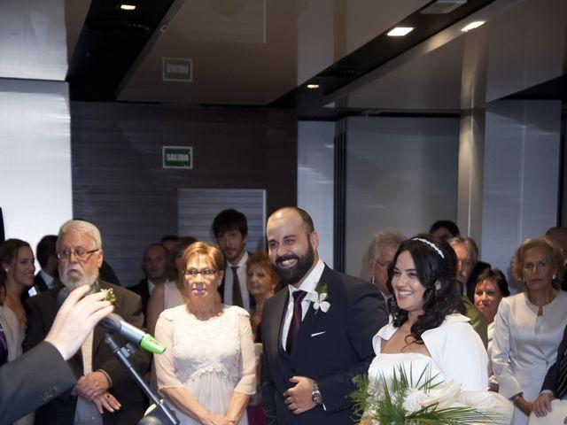 La boda de Iván y Denisse en Madrid, Madrid 8