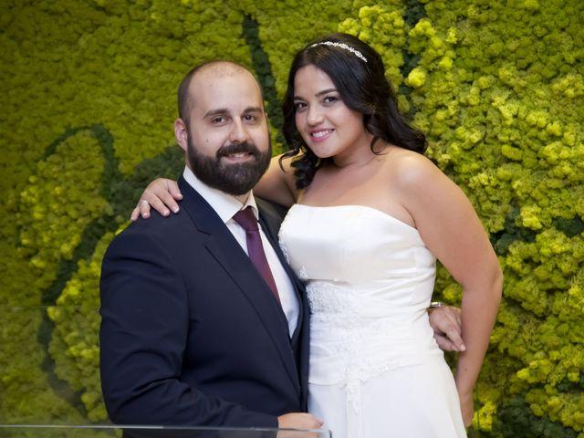La boda de Iván y Denisse en Madrid, Madrid 10