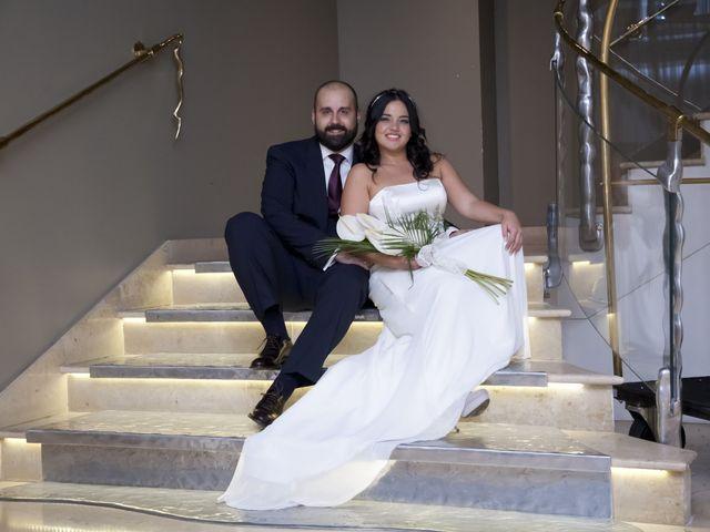 La boda de Iván y Denisse en Madrid, Madrid 14