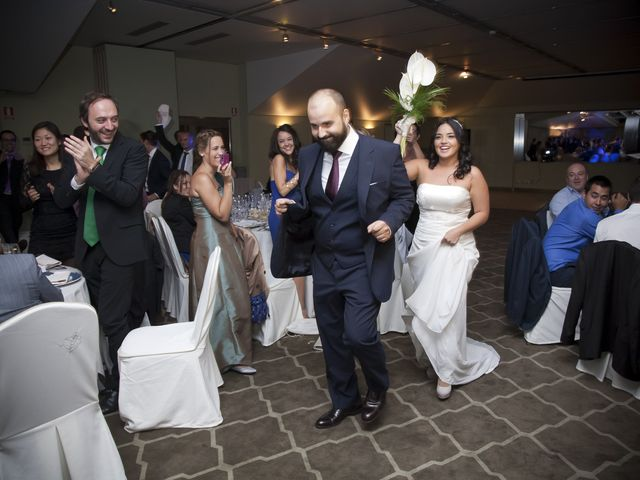 La boda de Iván y Denisse en Madrid, Madrid 15