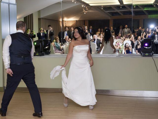 La boda de Iván y Denisse en Madrid, Madrid 16