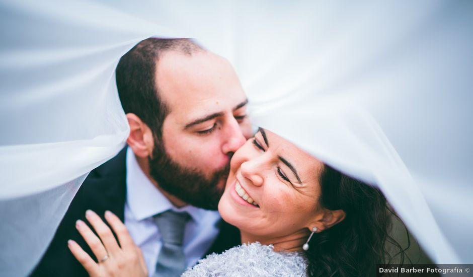 La boda de Edu y Cris en Bétera, Valencia
