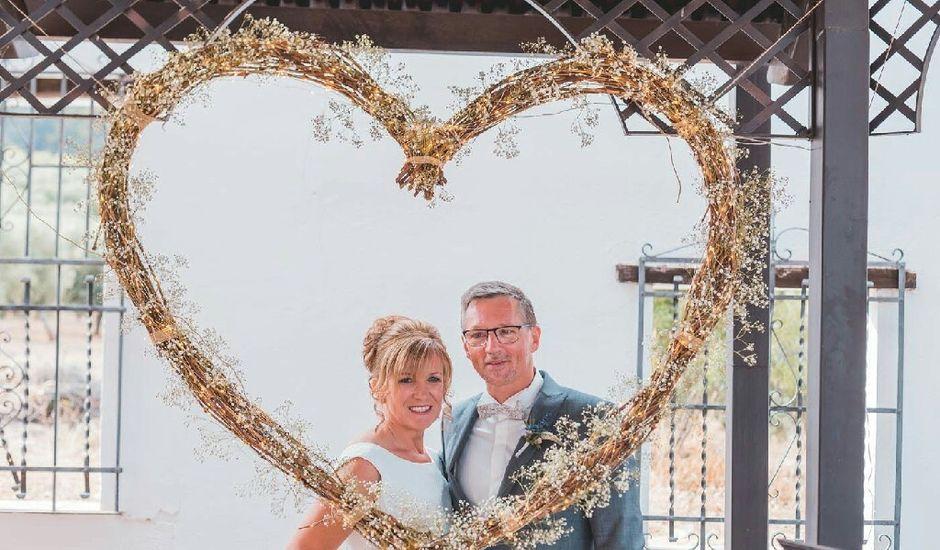 La boda de Markus y Ana en Alomartes, Granada