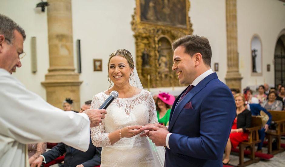 La boda de Filo y Filo y Eli en Jerez De Los Caballeros, Badajoz