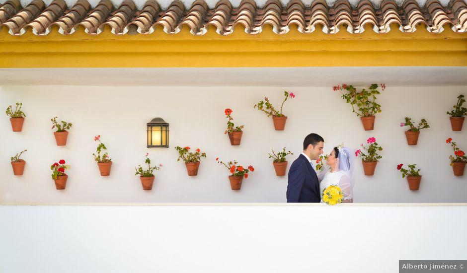 La boda de Paco y Lorena en Castellar De La Frontera, Cádiz