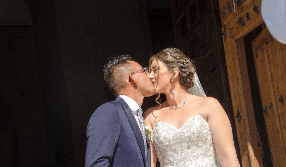 La boda de Alberto y Laura en Fuentesauco, Zamora