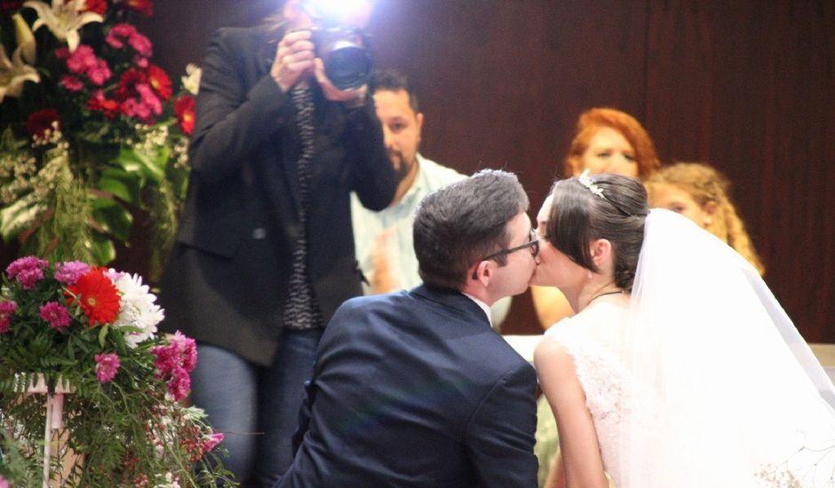 La boda de Jaime  y Cristina  en Castelló/castellón De La Plana, Castellón