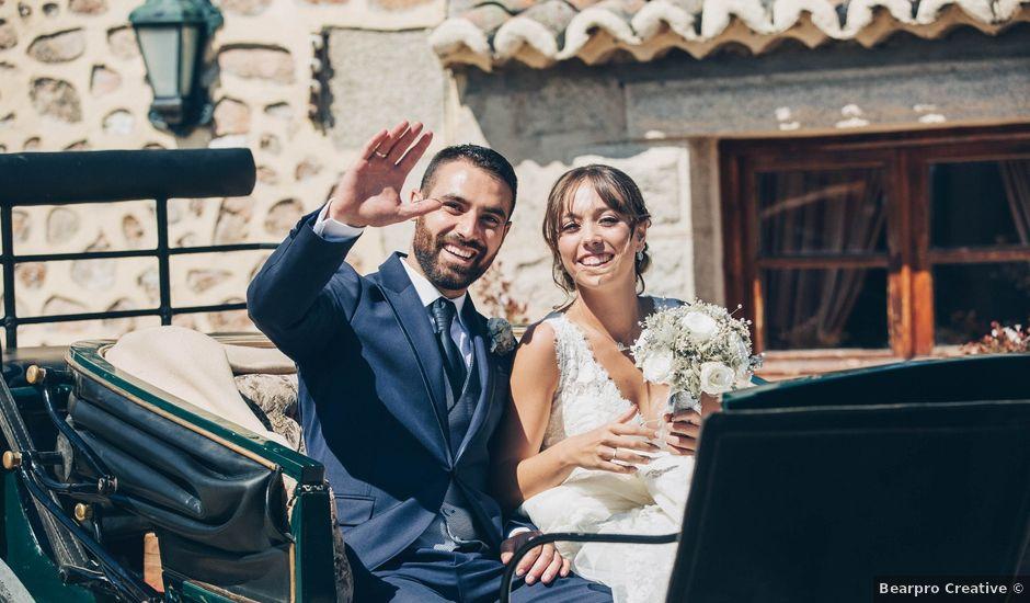 La boda de Leornado y Lidia en Mangiron, Madrid