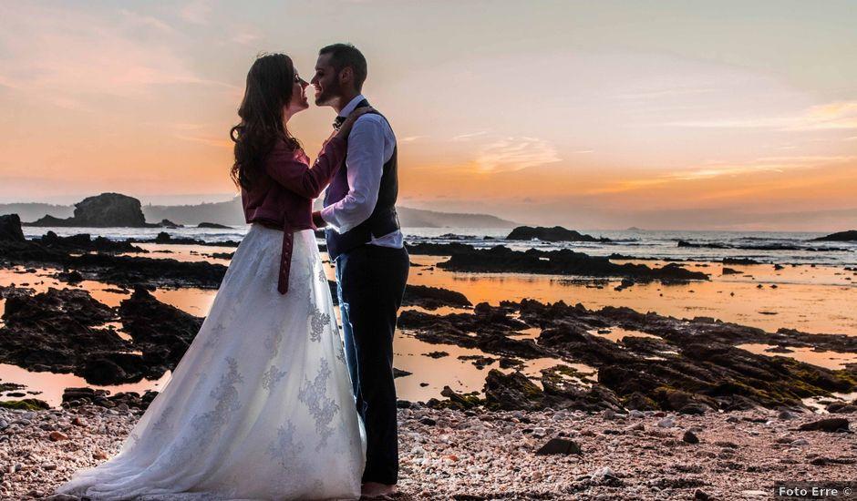 La boda de Carlos y Noelia en A Coruña, A Coruña