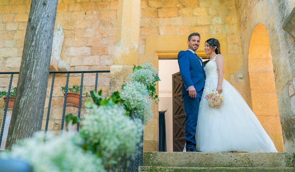 La boda de Israel y Maria en Altafulla, Tarragona