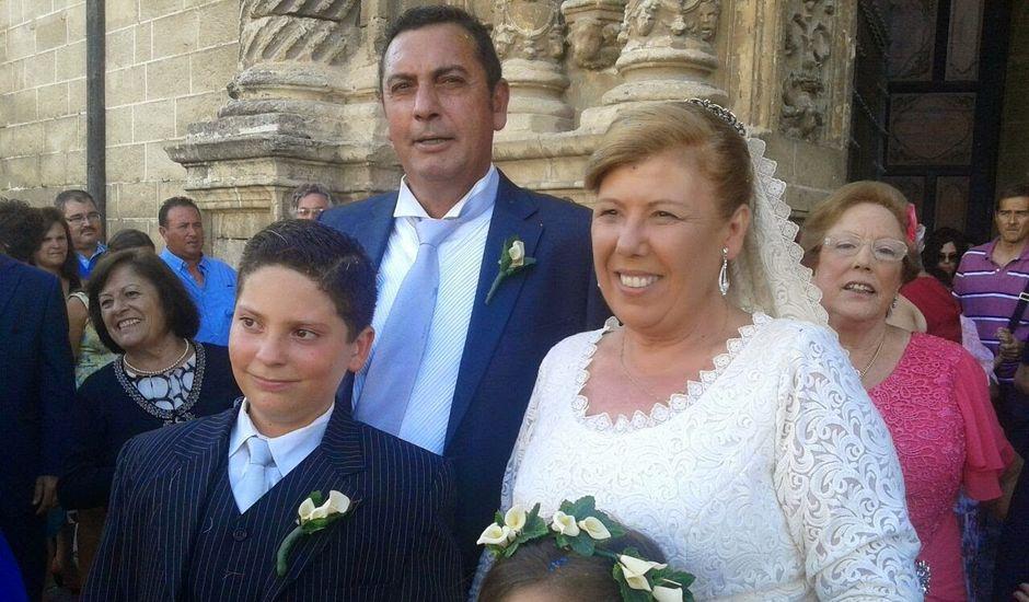 La boda de Cristina  y Antonio  en El Puerto De Santa Maria, Cádiz
