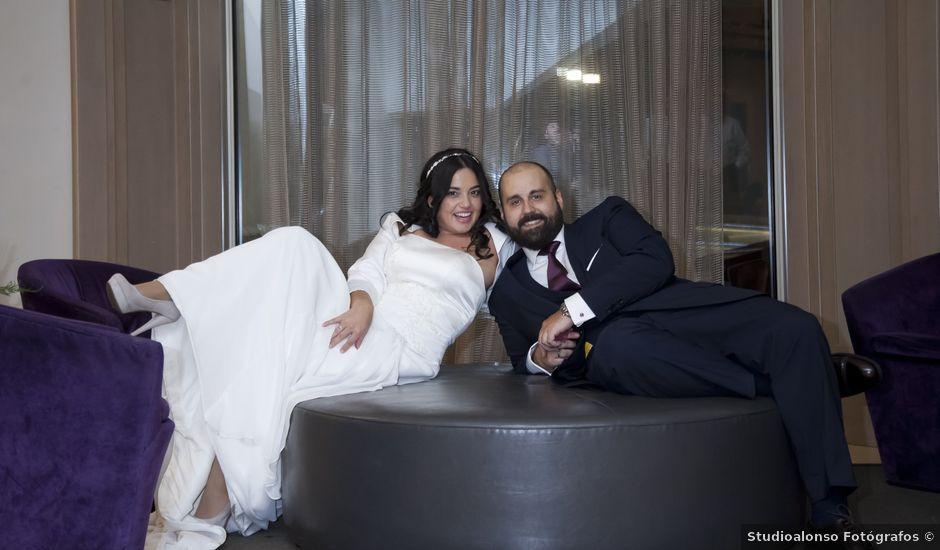 La boda de Iván y Denisse en Madrid, Madrid