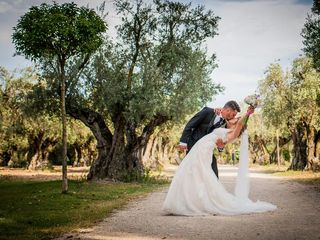 La boda de Cristina y Rodrigo