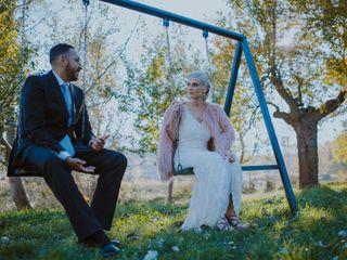 La boda de Bea y Adrian