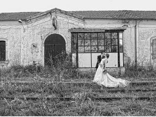 La boda de Ibán  y Beatriz