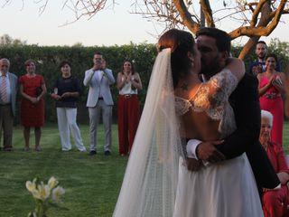 La boda de Paula y Juanan
