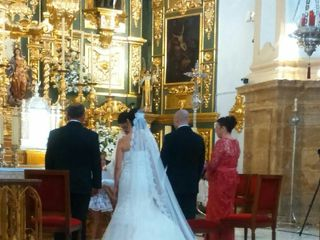 La boda de Rocio y Moises 2