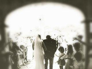 La boda de Cynthia y Santi 1