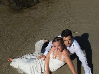 La boda de Cynthia y Santi 3