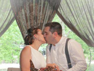 La boda de Alicia y Gabriel