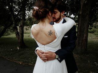 La boda de Alaitz y Javi