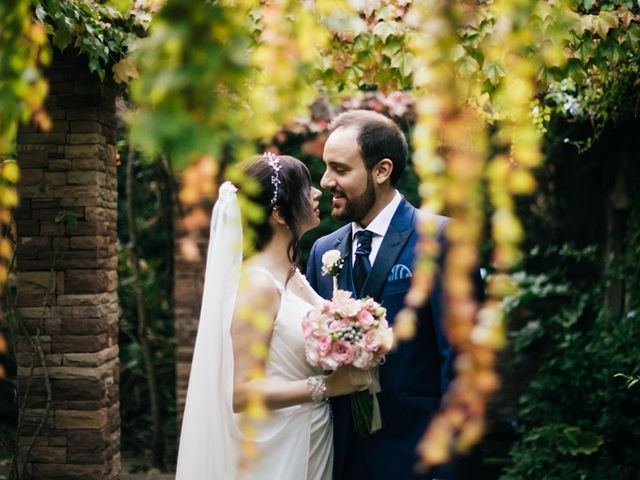 La boda de Laia y Victor