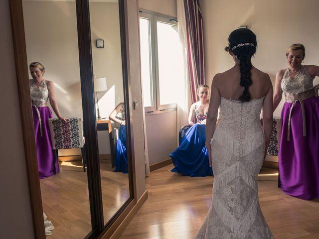 La boda de Nacho y Lucia en Collado Villalba, Madrid 10
