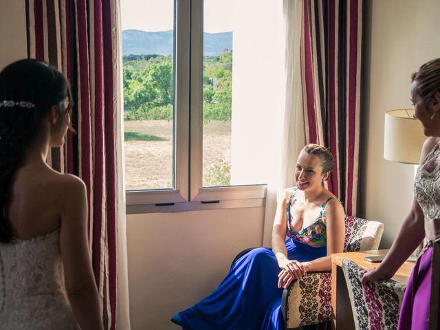 La boda de Nacho y Lucia en Collado Villalba, Madrid 11