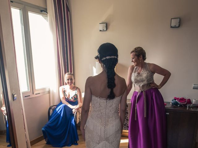 La boda de Nacho y Lucia en Collado Villalba, Madrid 12