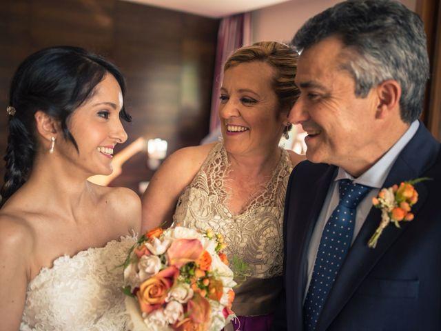 La boda de Nacho y Lucia en Collado Villalba, Madrid 1