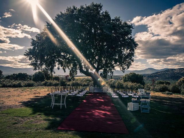 La boda de Nacho y Lucia en Collado Villalba, Madrid 23