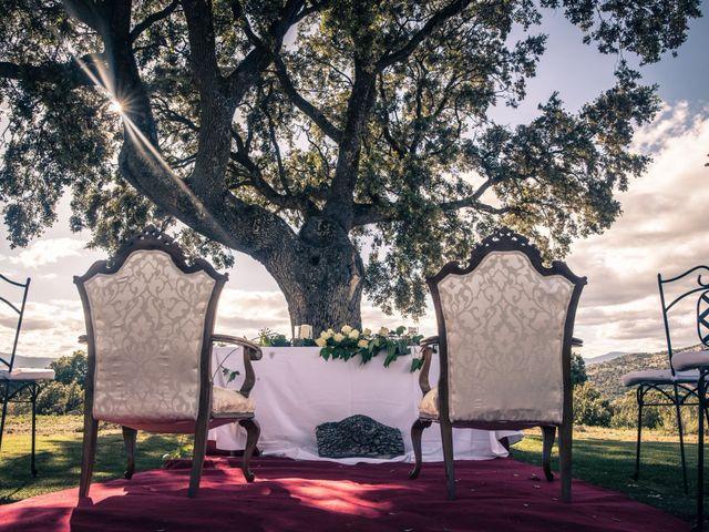 La boda de Nacho y Lucia en Collado Villalba, Madrid 24