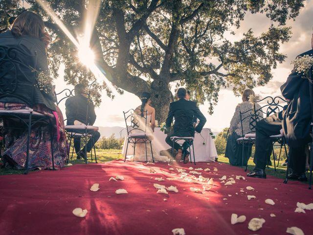 La boda de Nacho y Lucia en Collado Villalba, Madrid 28