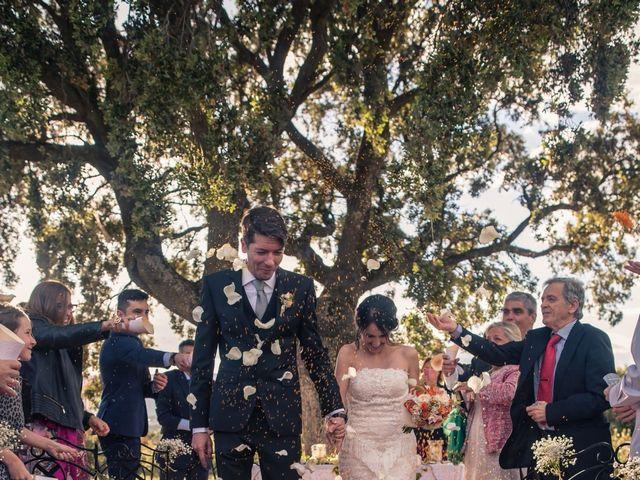 La boda de Nacho y Lucia en Collado Villalba, Madrid 31
