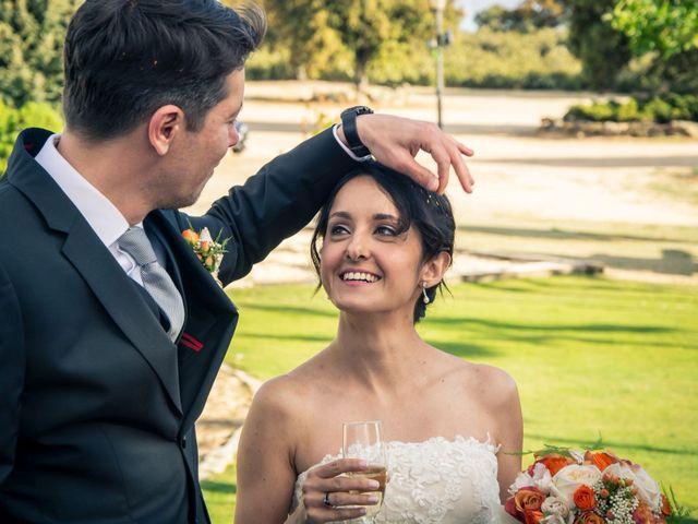 La boda de Nacho y Lucia en Collado Villalba, Madrid 32