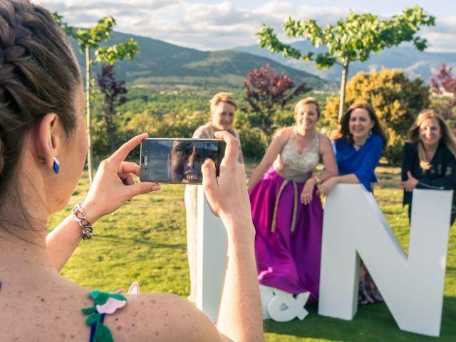 La boda de Nacho y Lucia en Collado Villalba, Madrid 33