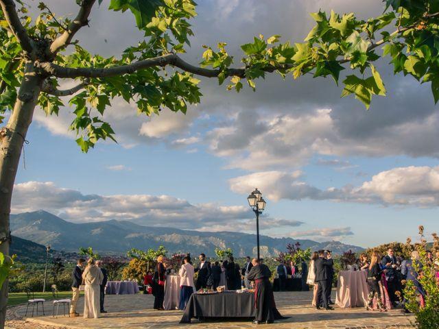 La boda de Nacho y Lucia en Collado Villalba, Madrid 35