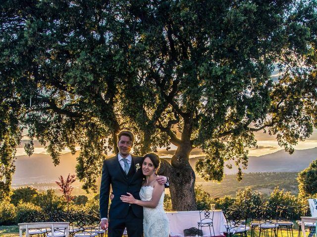 La boda de Nacho y Lucia en Collado Villalba, Madrid 39
