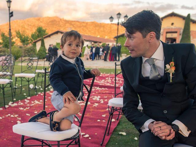 La boda de Nacho y Lucia en Collado Villalba, Madrid 40