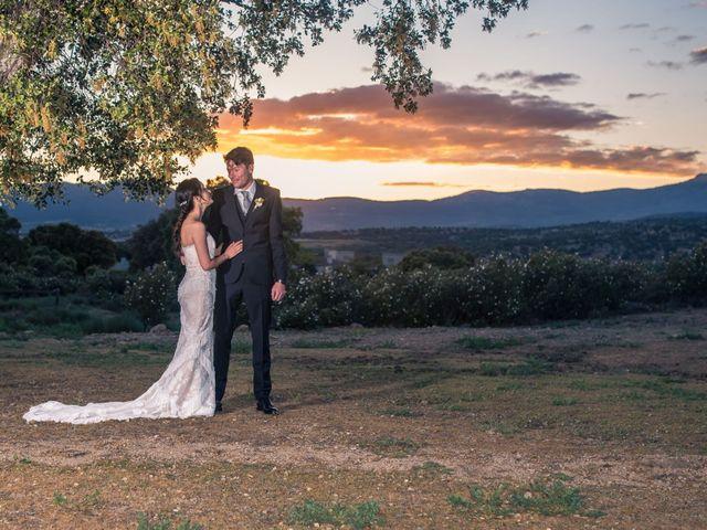 La boda de Nacho y Lucia en Collado Villalba, Madrid 41