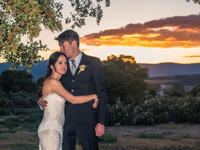 La boda de Nacho y Lucia en Collado Villalba, Madrid 43
