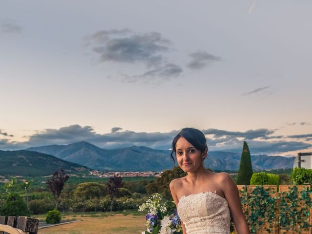 La boda de Nacho y Lucia en Collado Villalba, Madrid 44