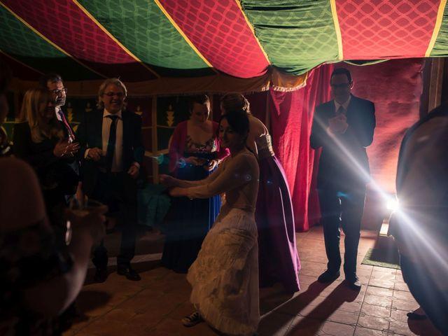 La boda de Nacho y Lucia en Collado Villalba, Madrid 49